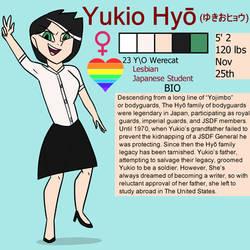 Strawberry Moon: Yukio Bio