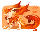 Solar Flare Astroflare Auction - Closed!