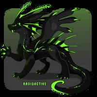 Radioactive Dragoumplex - Closed by CometShine