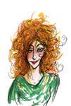 Wild hair by tranki-zieleniack