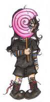 The lollipop :D