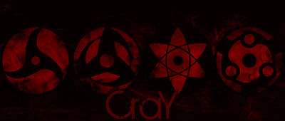 My signature of Sharingan for forums.. #12