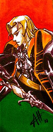 Alucard by deathchain
