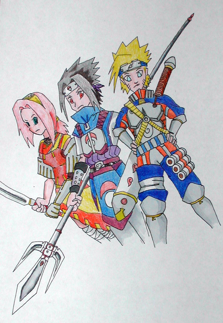 team 7 by deathchain