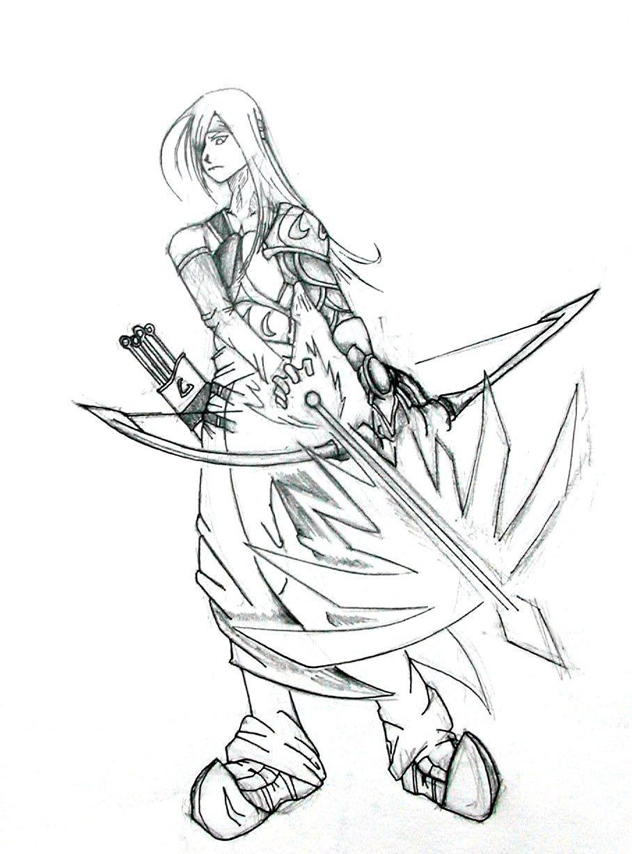 archer by deathchain