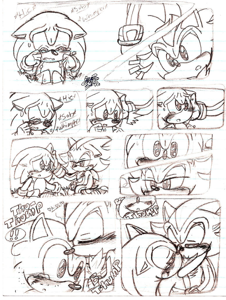 CLASSIC SONADOW COMIC by YASSDENSWH