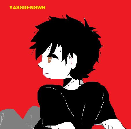 Doodle portrait 2 by YASSDENSWH