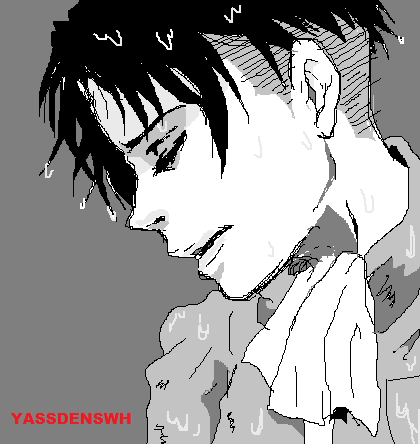 Levi Doodle 1 by YASSDENSWH