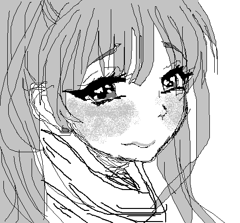 Girl Doodle by YASSDENSWH