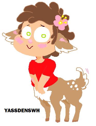 DEERPER doodle1 by YASSDENSWH