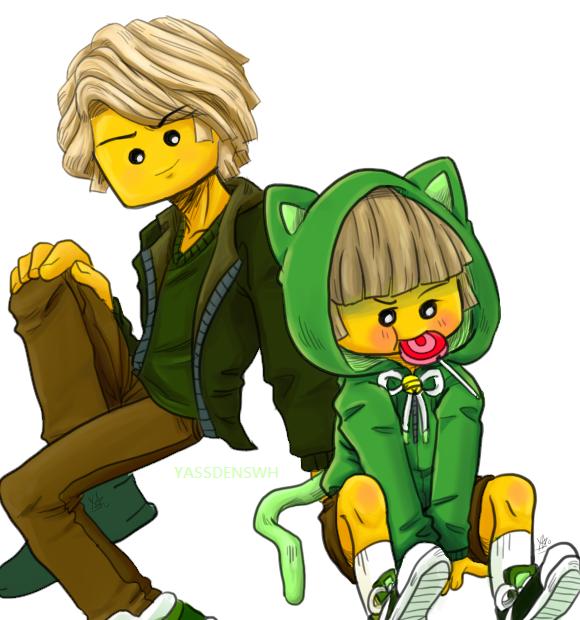 Ninjago Lloyd 1 by YASSDENSWH