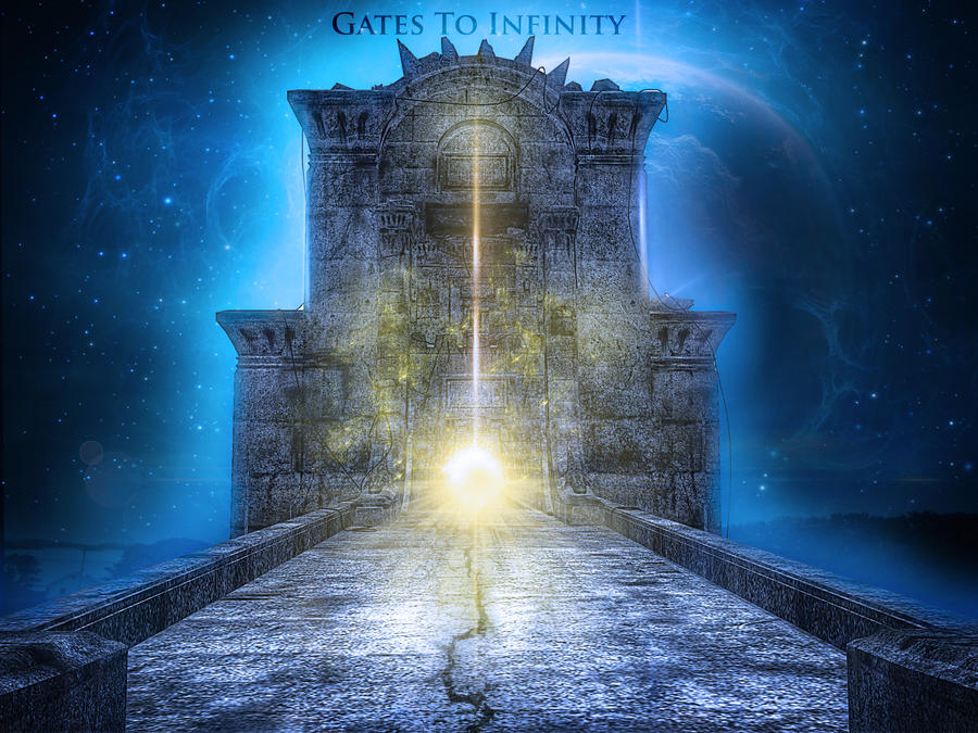 Gates To Infinity by everson4
