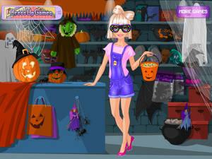 Halloween Shopkeeper