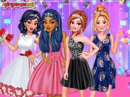 Princesses Prom Night Celebration
