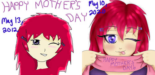 Mother's Day Improvements by LoveableKittyMamiko
