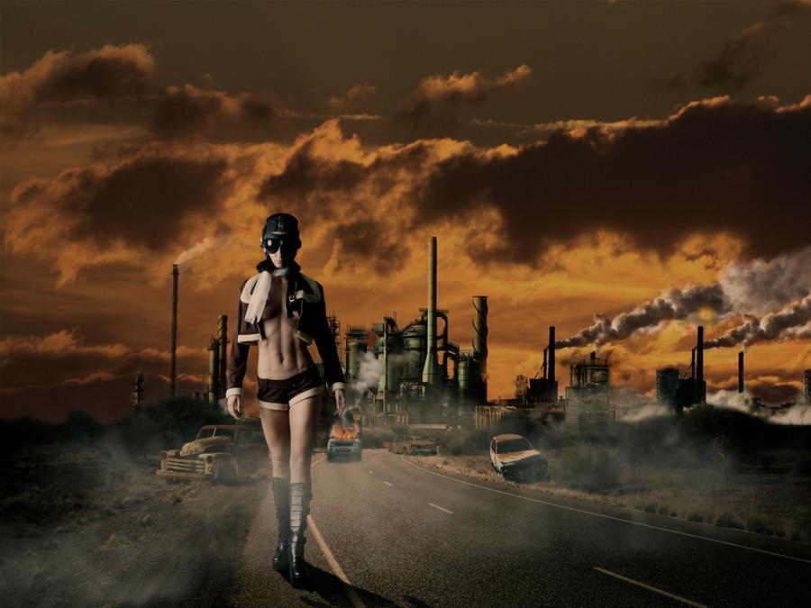 apocalyptic road warrior - photo #1