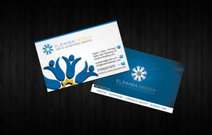 ahmed elzahra card design by ahmedelzahra