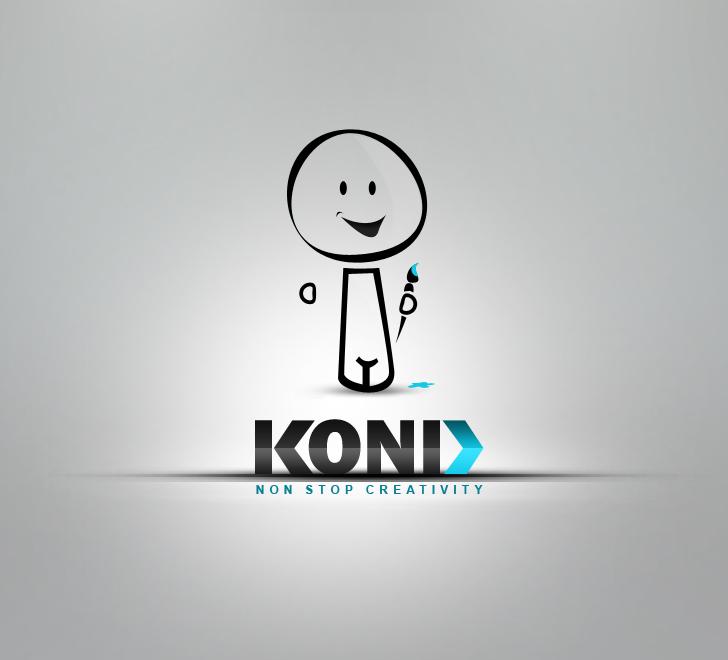ICONIC Agency Logo Design