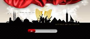 EGYPT 25 januar website Design