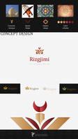 Rizgjimi Islamic Daawa Logo Design