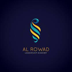 Rowad Leadership luxury logo design by ahmedelzahra