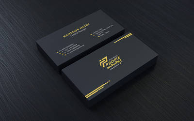 Auto Repair Logo Design and Business Card by ahmedelzahra