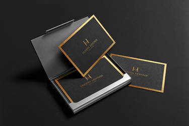 Corporate identity Design by ahmedelzahra