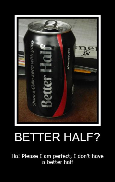 Better Half by Im-Amsterdam