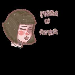 Pizza by dumplinger