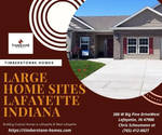 Large Home Sites Lafayette Indiana