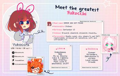 Meet Yukocchi