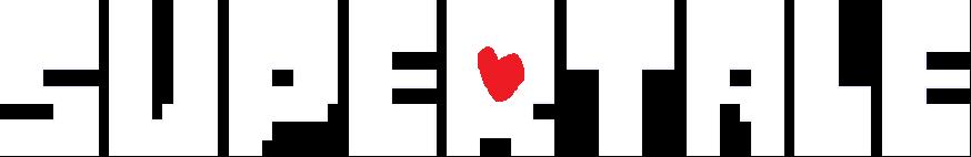 Supertale AU logo by kittyfelcon