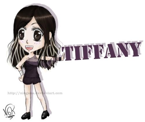 Tiffany SNSD Chibi by Ningaka