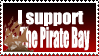 Support the pirate bay by GloomyFaerie