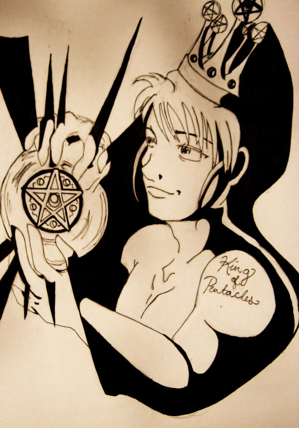 dating king of pentacles Chariot and five of pentacles working with charity or poverty helping to eliminate poverty chariot and seven of pentacles tax attorney or auditor.