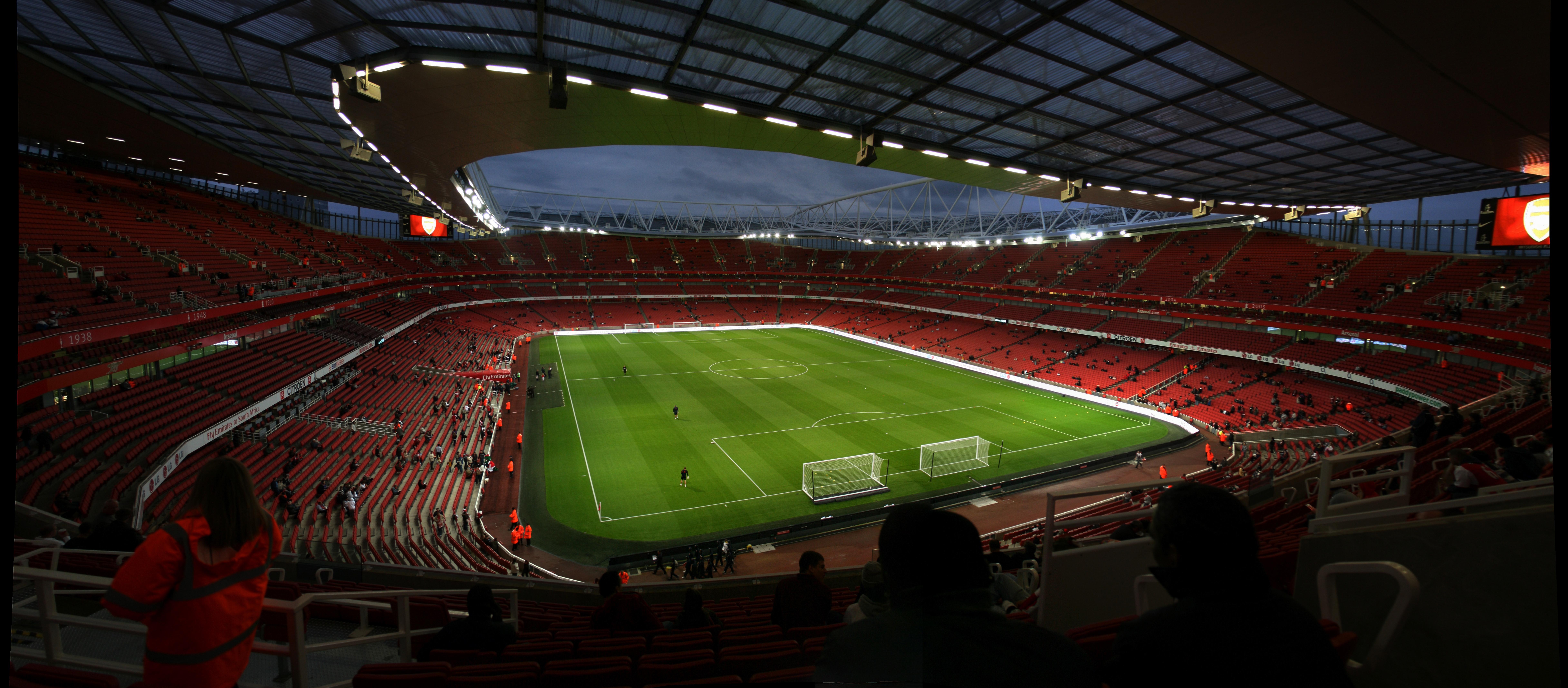 Emirates Stadium By Etrefleau On DeviantArt