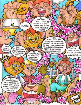 Tom Sawyer Comic Page 5 by SketchDalmatian