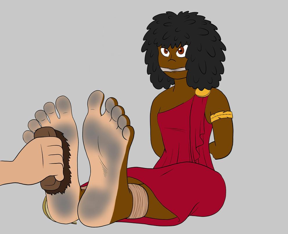 Nubia Tickling B by Phuram