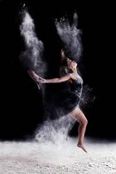 Dancing away