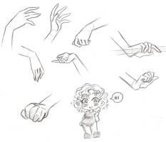 tutorial - hands