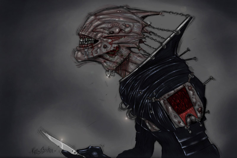 Hellraiser by largominus2004 on DeviantArt