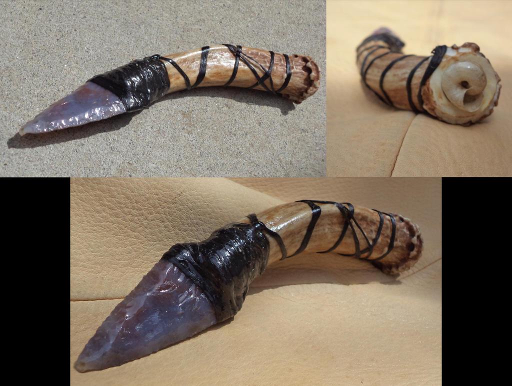 Primitive Knife Primitive Knife By Ashes Of The Valiant On Deviantart