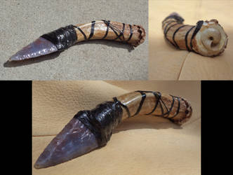 Primitive Knife by Ashes-of-the-valiant
