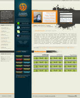 Claudio-G.de - DigitalShowcase by xfragg3r