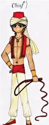 18 Ajur Al Wasim The Prince of Thieves by DorianGeisterhugel