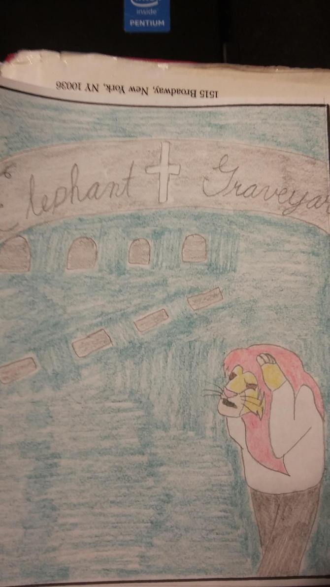 Seraching The Elpihant Gravyard by JonnyTwobee