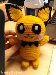 Crochet - Pichu !