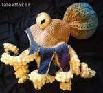 Crochet - Octopus Hat !