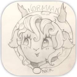 my goat Normaan