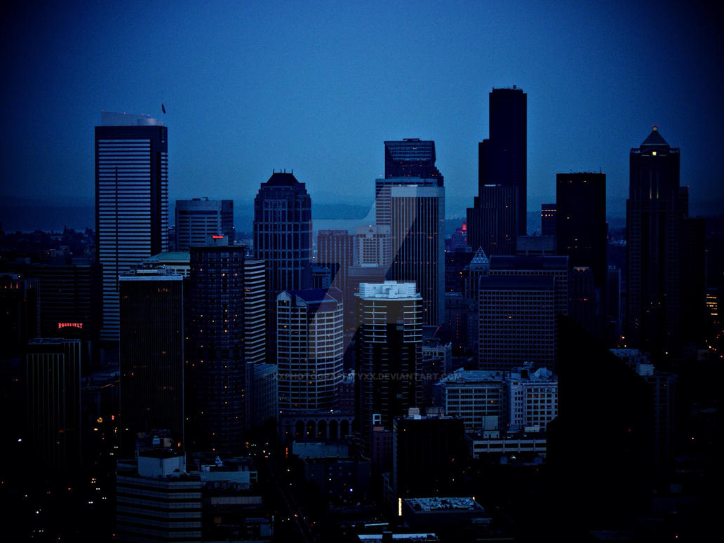 Seattle, USA #1 by xXPhotograffityXx